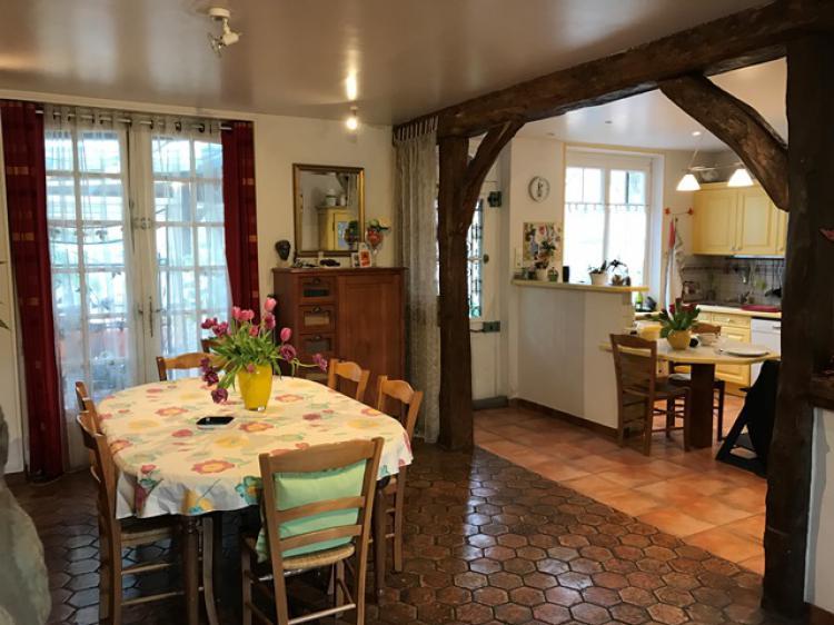 Vente maison 7 Pièces MUIDS - 290 000 € | maison à vendre 27430 Ref.MM963 |  Agence immobilière Manuela Marques - Eure 27