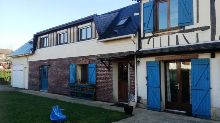 maison en vente SAINT JACQUES SUR DARNETAL