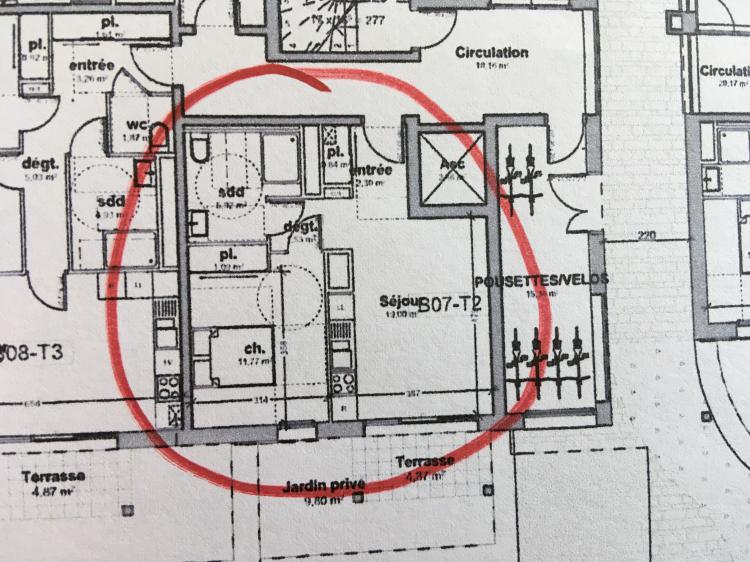 appartement en vente BOURGTHEROULDE INFREVILLE