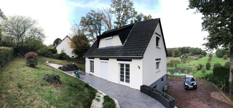 maison en vente SAINT AMAND DES HAUTES TERRES