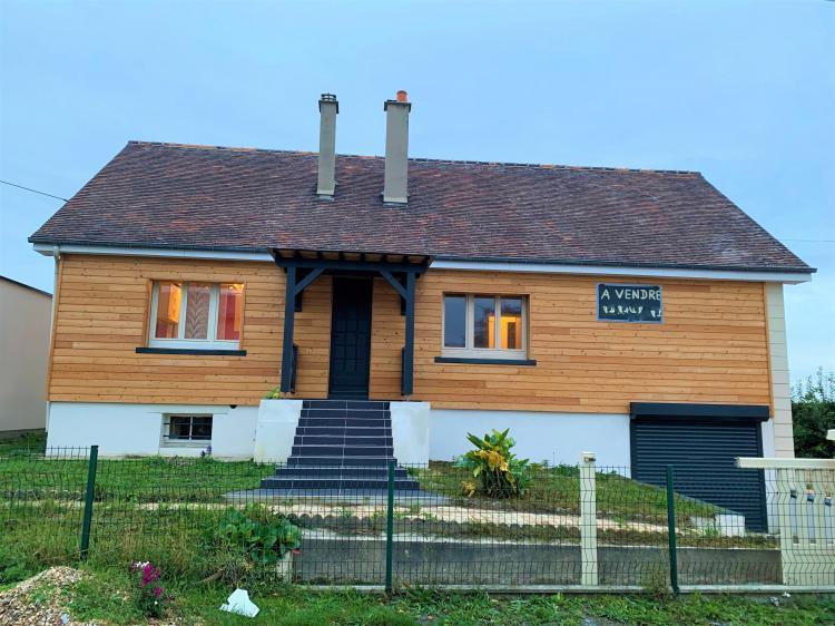maison en vente GRAND BOURGTHEROULDE